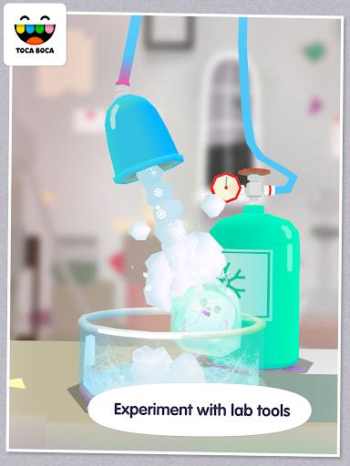 Toca Lab: Elements screenshot 7