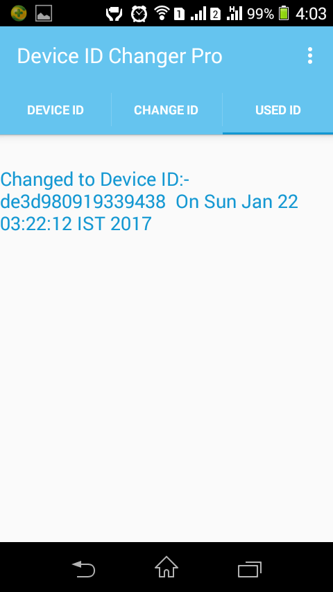 Device ID Changer Pro [ADIC] Screenshot 2