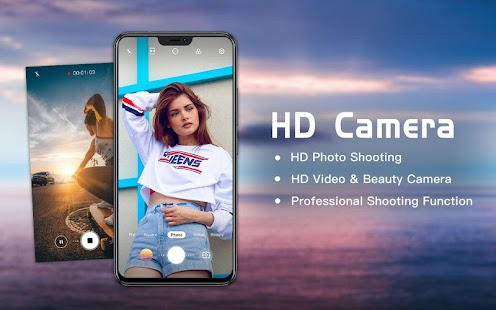 Professional HD Camera with Beauty Camera for pc