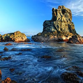 Batu Bereng by Adhii Motorku - Landscapes Waterscapes