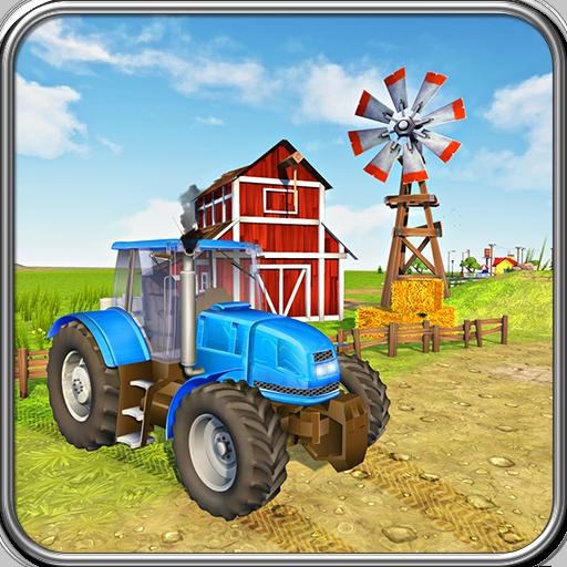 Happy Farm : Tractor Simulator (game)