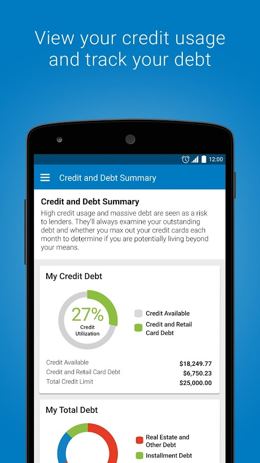 Experian - Free Credit Report Screenshot 5