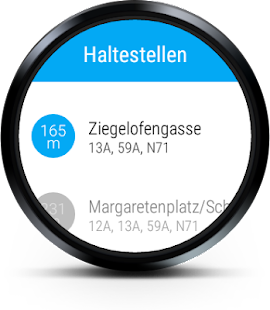 Abfahrt for Android Wear