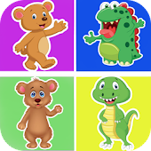 Free Animal pictures memory games APK for Windows 8