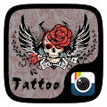 (FREE) Z CAMERA TATTOO THEME APK for Bluestacks