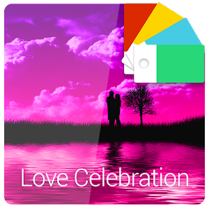 Love Celebration Xperia™ Theme