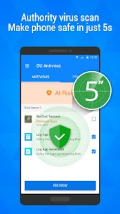App DU Antivirus - App Lock Free APK for Windows Phone