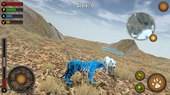 Tiger Multiplayer - Siberia APK Descargar