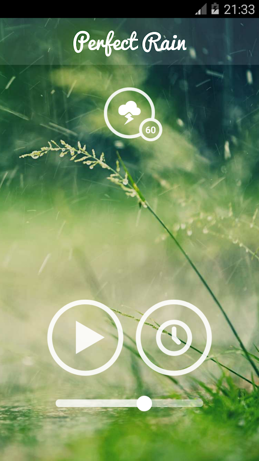 Nature Sounds Screenshot 2