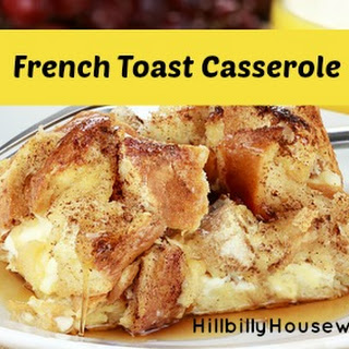 French Toast Casserole