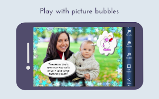 Screenshot of Photo talks