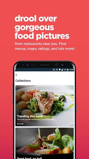 Zomato - Restaurant Finder screenshot 3