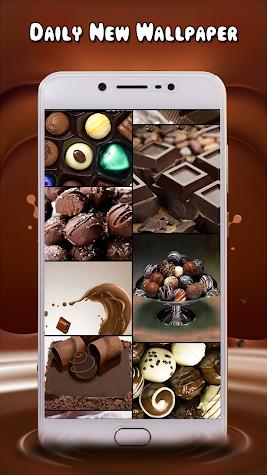 Chocolate Wallpaper Screenshot