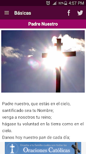 Oraciones Católicas - screenshot