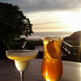 Sundowner and love by Hendriette Reyneke - Food & Drink Alcohol & Drinks (  )