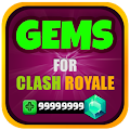 App Gems Clash Royale Prank APK for Kindle