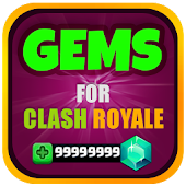 App Gems Clash Royale Prank apk for kindle fire
