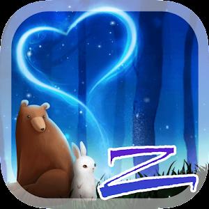 Bearabbit Theme-ZERO Launcher For PC (Windows & MAC)