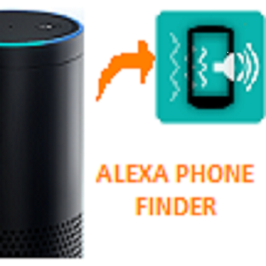 "The companion app for the ""Phone Finder for Alexa"" skill. APK Icon"