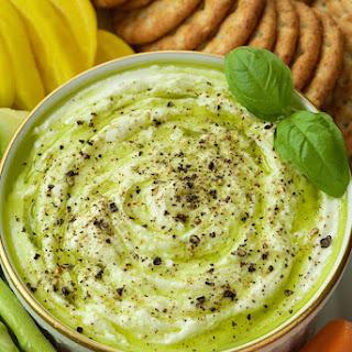 Lemon Tahini Vegetable Dip Recipes