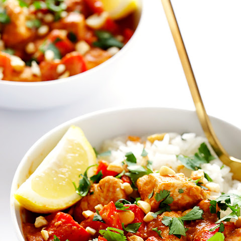Cashew Chicken Curry (In A Hurry!)