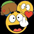 Emojidom: Chat Smileys & Emoji APK for iPhone
