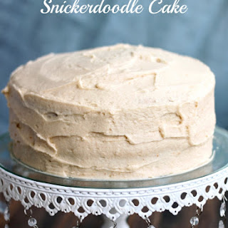 Snickerdoodle Cake Recipes
