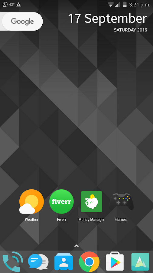 Fabulous - Icon Pack Screenshot 3