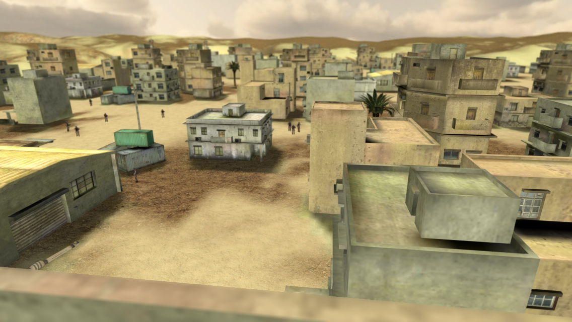 Sniper Commando Assassin 3D Screenshot 6