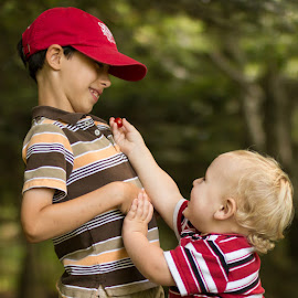 Ew by Tig Tillinghast - Babies & Children Children Candids
