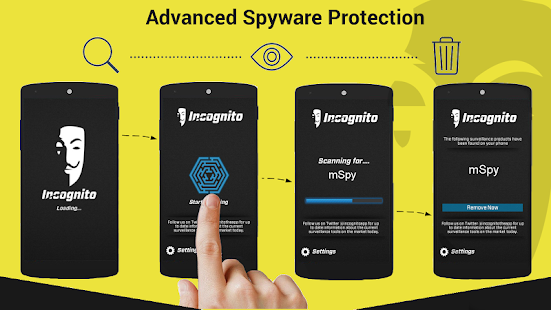 Anti Spyware & Malware Scanner- screenshot thumbnail