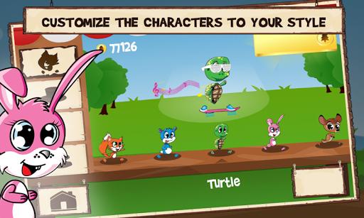 Fun Run - Multiplayer Race screenshot 4