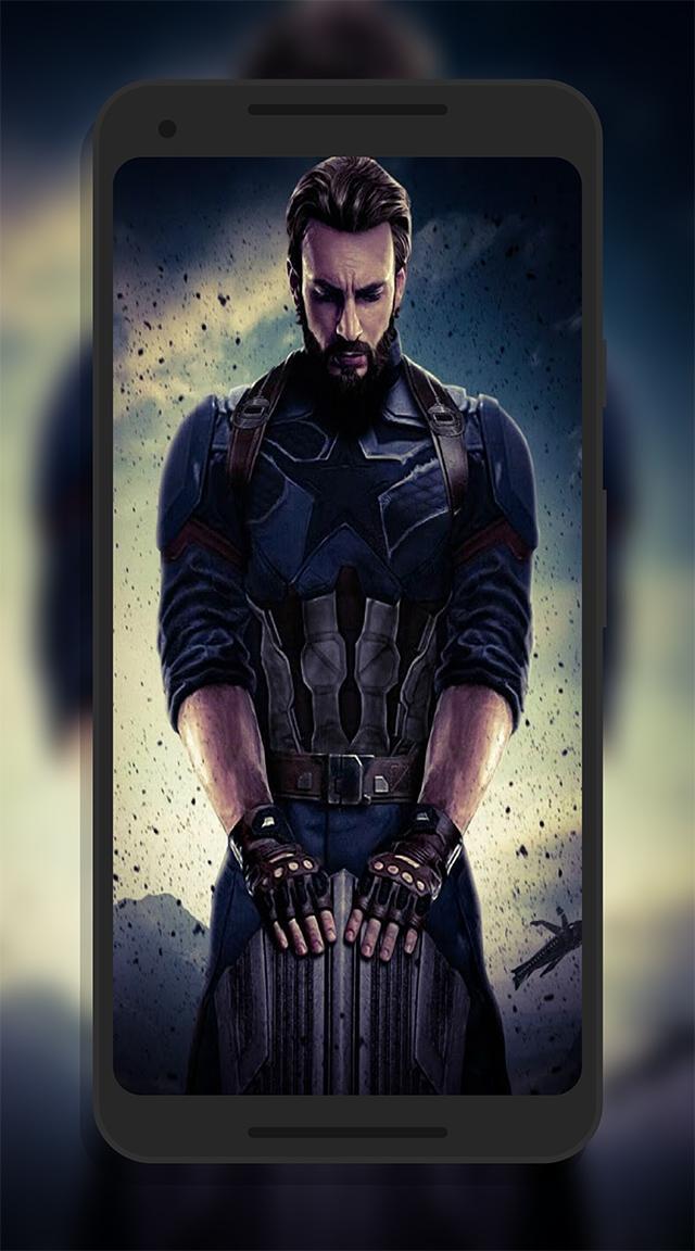 Superhero wallpapers and photos - Superhero photos Screenshot 4
