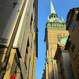 Storkyrkan by Viive Selg - Buildings & Architecture Places of Worship