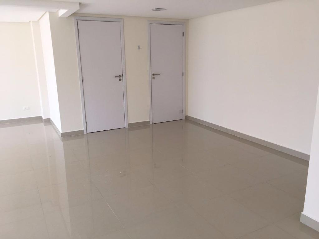 Apartamento de 2 dormitórios em Tupi, Praia Grande - SP