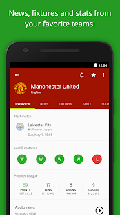 Download Soccer Scores - FotMob APK on PC