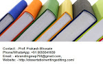 The Top Quality Black book printing and binding services in Bhopal
