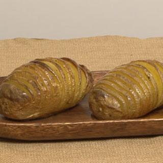 Baked Potato Fans Recipes