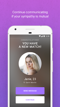 Pronto Сhat: Video Dating ❤ APK screenshot thumbnail 3