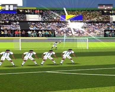 Penalty kick ShootOut Soccer - screenshot