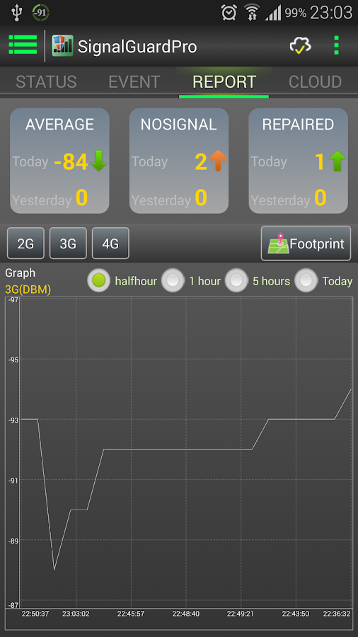 Signal Guard Pro Screenshot 7