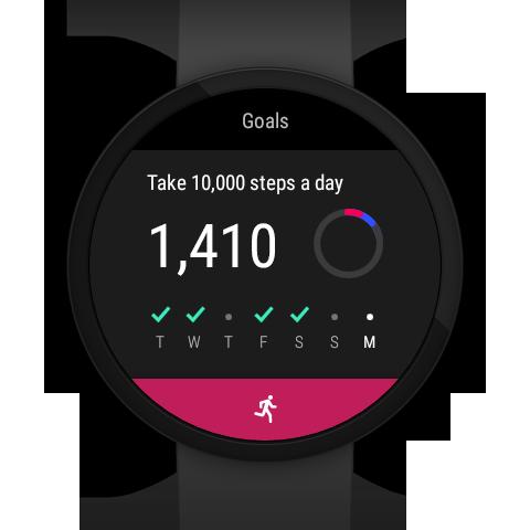 Google Fit - Fitness Tracking screenshot 8