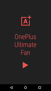 OnePlus Ultimate fan - screenshot