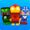 Game Block Battles: Heroes at War - Multiplayer PVP APK for Kindle