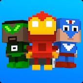 Block Battles: Heroes at War APK for Ubuntu