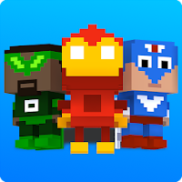 Block Battles: Heroes at War For PC (Windows And Mac)