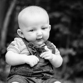Gotcha Yeah by Twilight Cadena - Babies & Children Children Candids ( love, child, playful, happy, infant, baby )