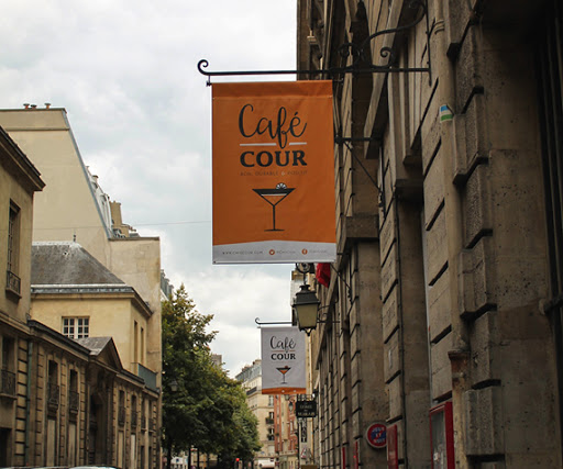Restaurants and Cafes in Marais