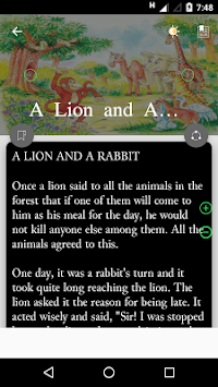 1000 English Stories APK screenshot thumbnail 5