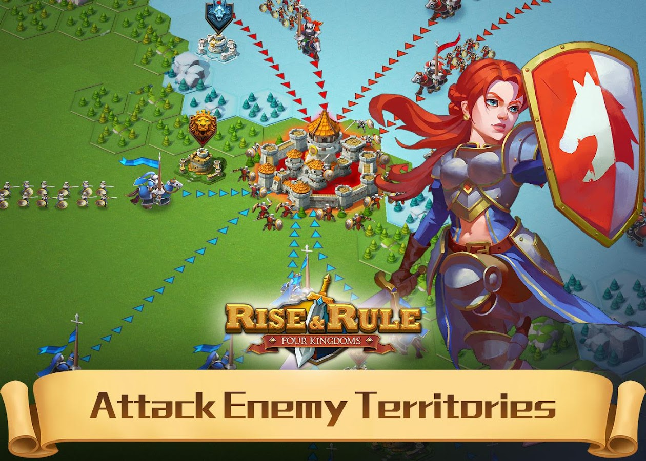 Rise & Rule: Battle for Throne Screenshot 12